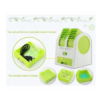 Harga Mini Fan USB AC Mini Fan Usb Cooling Fan Conditioner Portable