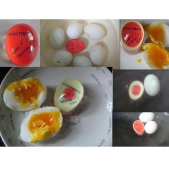 Harga Egg Timer Boil Perfect Eggs Every Time