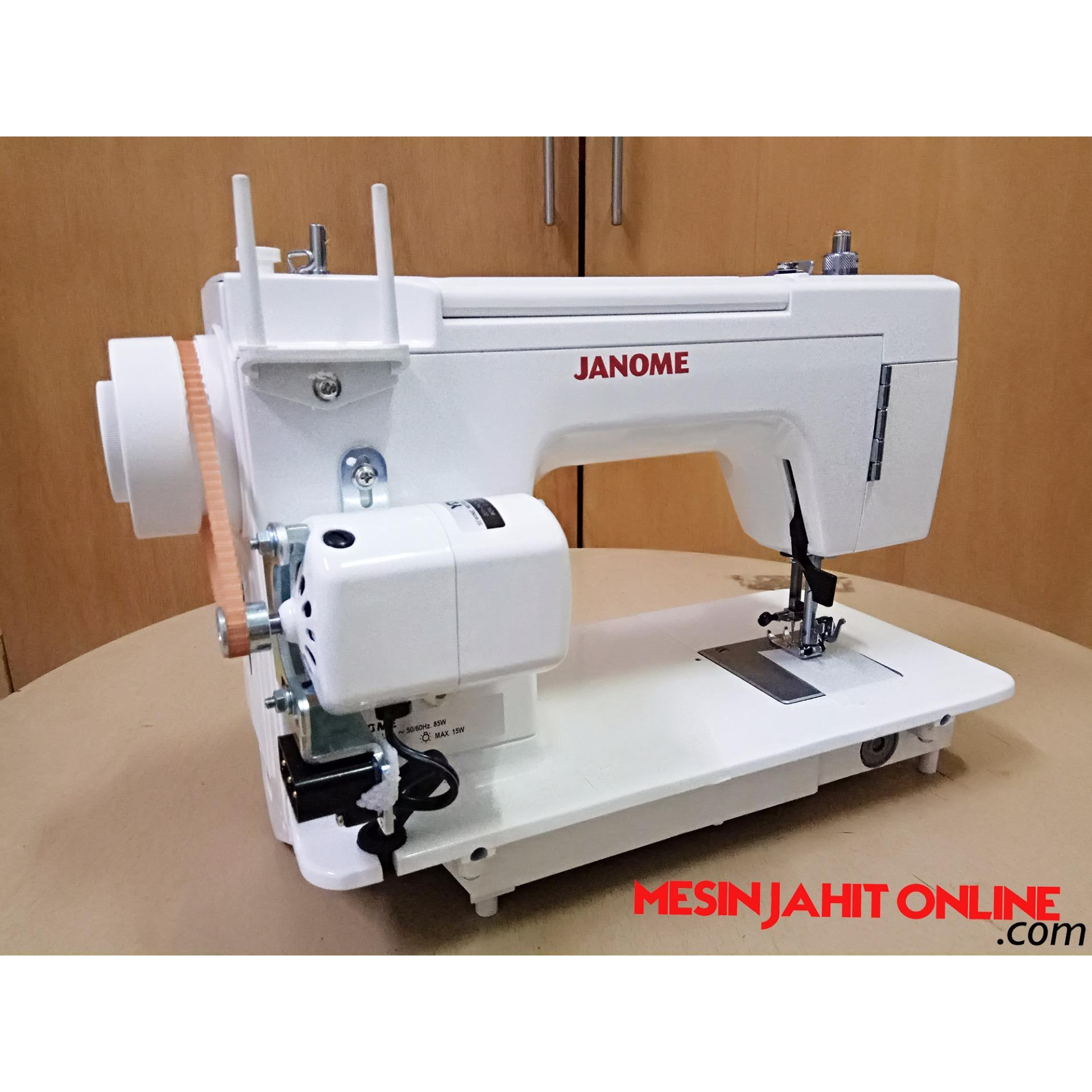 Janome Hd 3000 Mesin Jahit Heavy Duty Free Sjs Starter Kit Page 4 1000 Portable Multifungsi Singer 5523 Scholastic Vippackages Source L 395f Japan