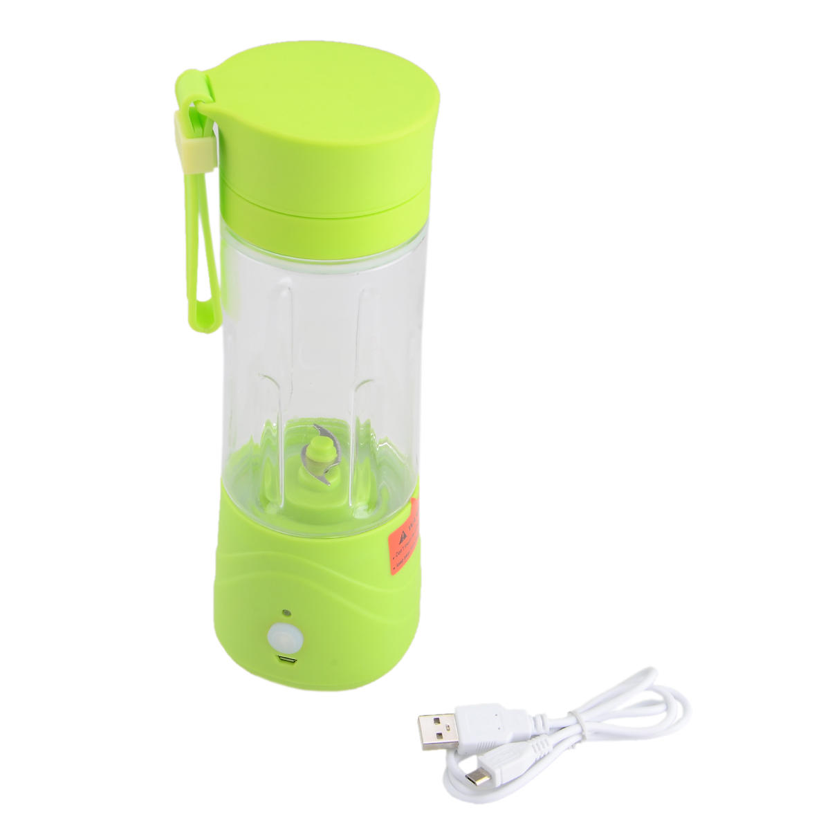 Shake n Go Blender Portable with USB Rechargeable Battery Mini Blender Juice ON-OFF. Source · JC-01 Portable USB Rechargeable Juice Blender - Green (380ml)