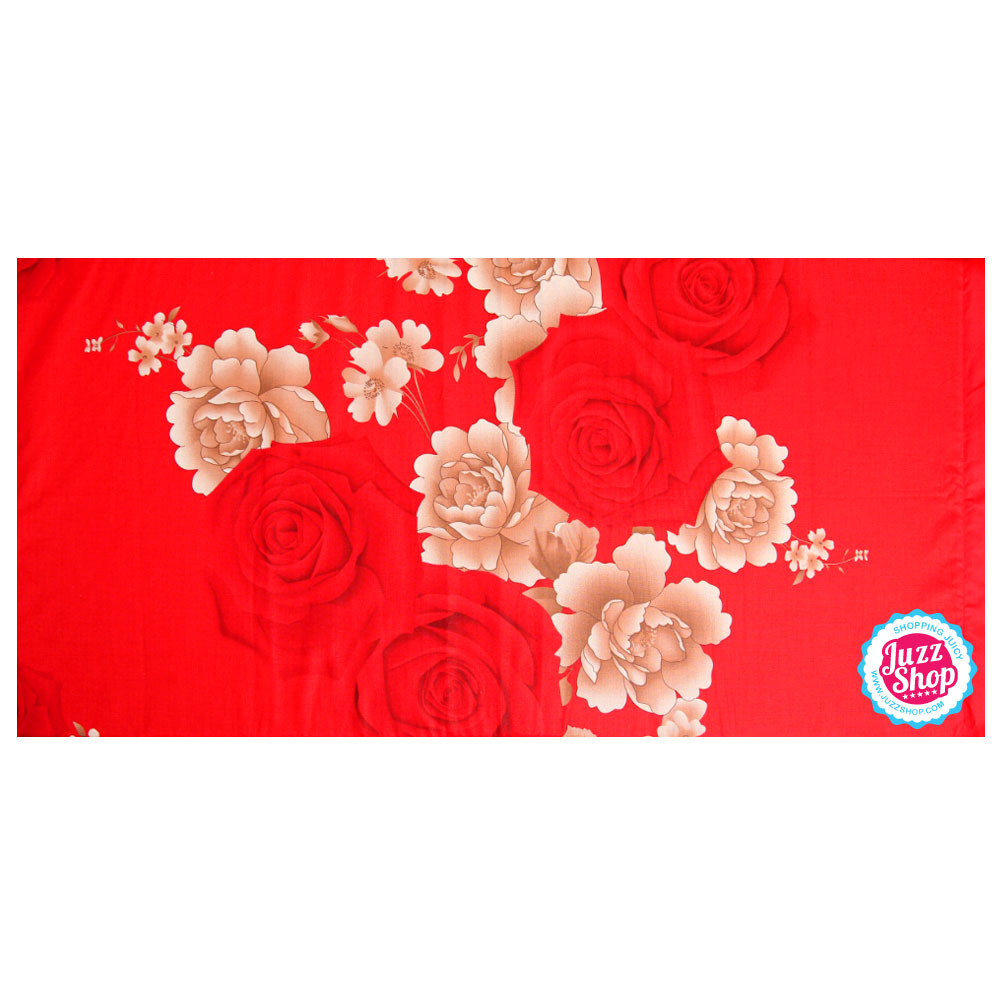 JuzzShop Alas Setrika Royal Rose JSAS011 Merah .
