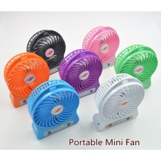Kipas Angin Mini Portable - Multi Color