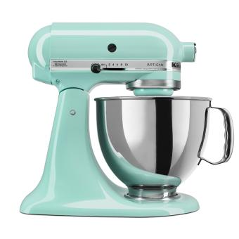 harga KitchenAid Artisan Stand Mixer 5KSM150PSEIC Ice Blue Lazada.co.id