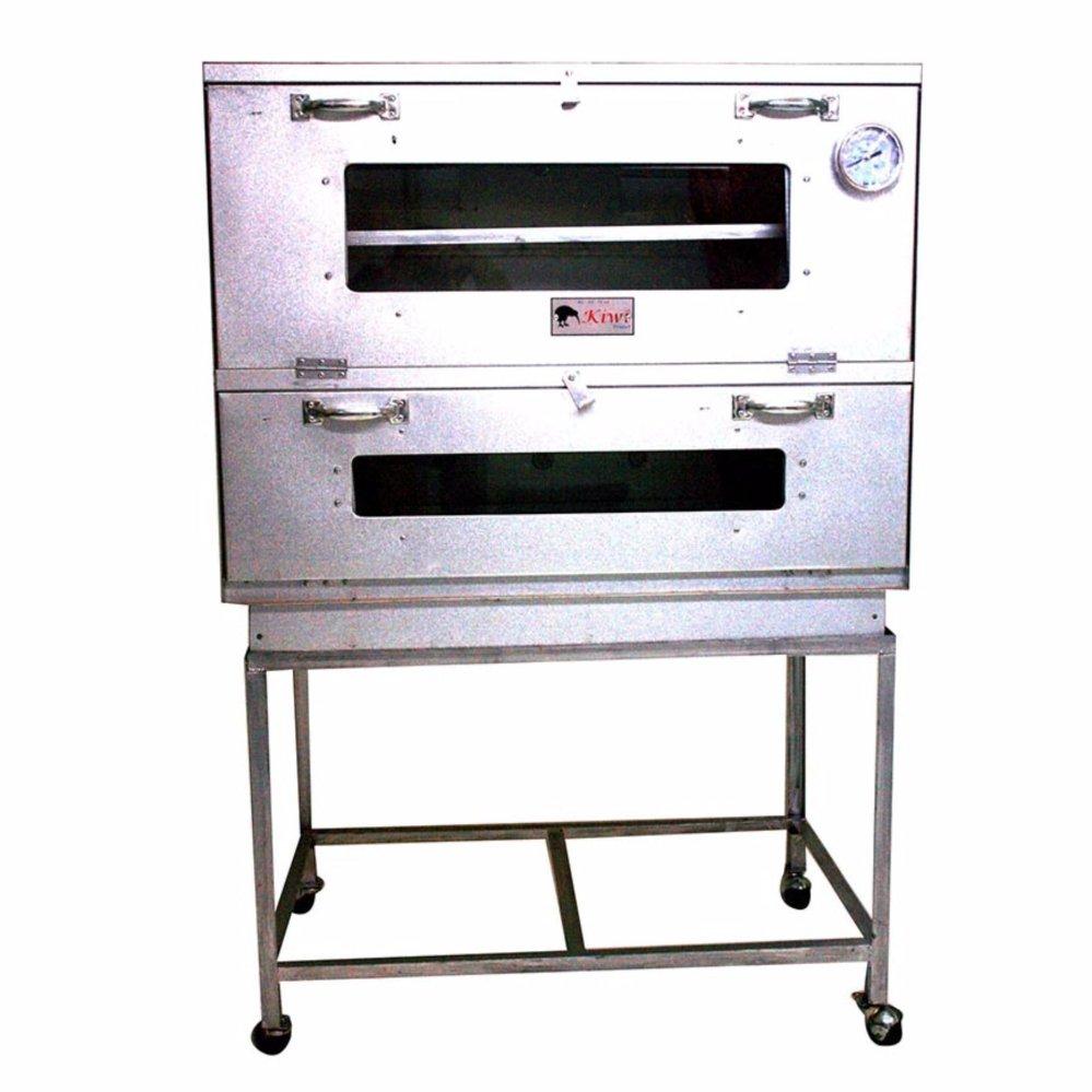 ... Kiwi - Oven Gas Ukuran 75X55 cm - Perak ...