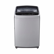 LG T2109VSAL Mesin Cuci Otomatis Top Loading - 9 Kg - Abu abu - Khusus Jabodetabek
