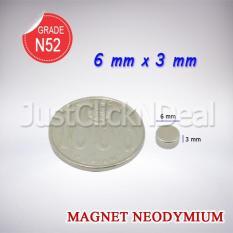Rp 3.000. Magnet Neodymium 6 X 3 Mm ...