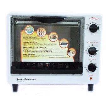 Maspion Oven Toaster MOT-600 - Putih - 2
