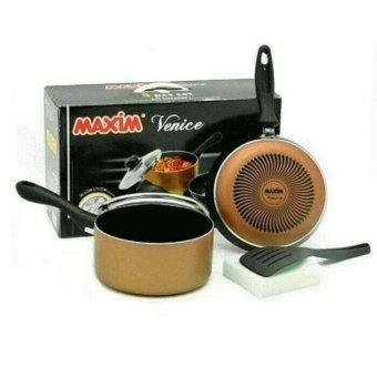 Maxim Venice Teflon Set 5pc