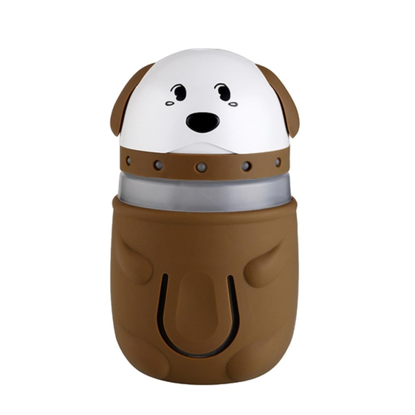 home office cool home. Mengyanni Cool Mist Humidifier With USB, No Noise Zero Radiation High Polymer Funny Puppy Offers Perfect Portable Solution For Car, Home, Office, Home Office