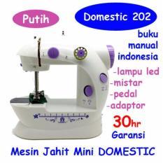MESIN JAHIT MINI DOMESTIC 202