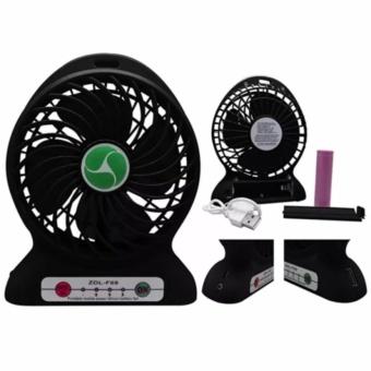 Mini Fan Rechargeable: Kipas Angin Pendingin Recharge Cas Kecil