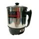 MITSAKI 11cm Pemanas Air Mug Teko Panci Listrik Stainless Steel - Electric Heating Cup 190W - 2