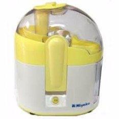 Miyako JE-607 Juicer - Putih/Kuning
