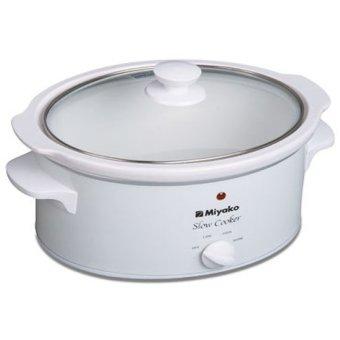 Jual Miyako Sc-510 Slow Cooker - 5 L Murah