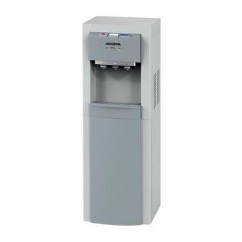 modena dispenser galon bawah dd 66 g – abu – khusus jabodetabek