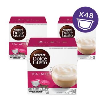 Nescafe Dolce Gusto Kapsul - Tea Latte - 3 Box