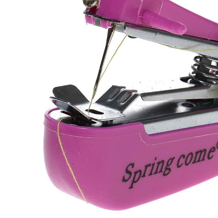 Paling Laku Mesin Jahit Portable Mini - Mini Sewing Machine - Random Color