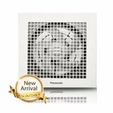 Panasonic 15 TGU Ceiling Exhaust Fan / Kipas Exhaust Plafon 6'' / 15 cm (Putih)