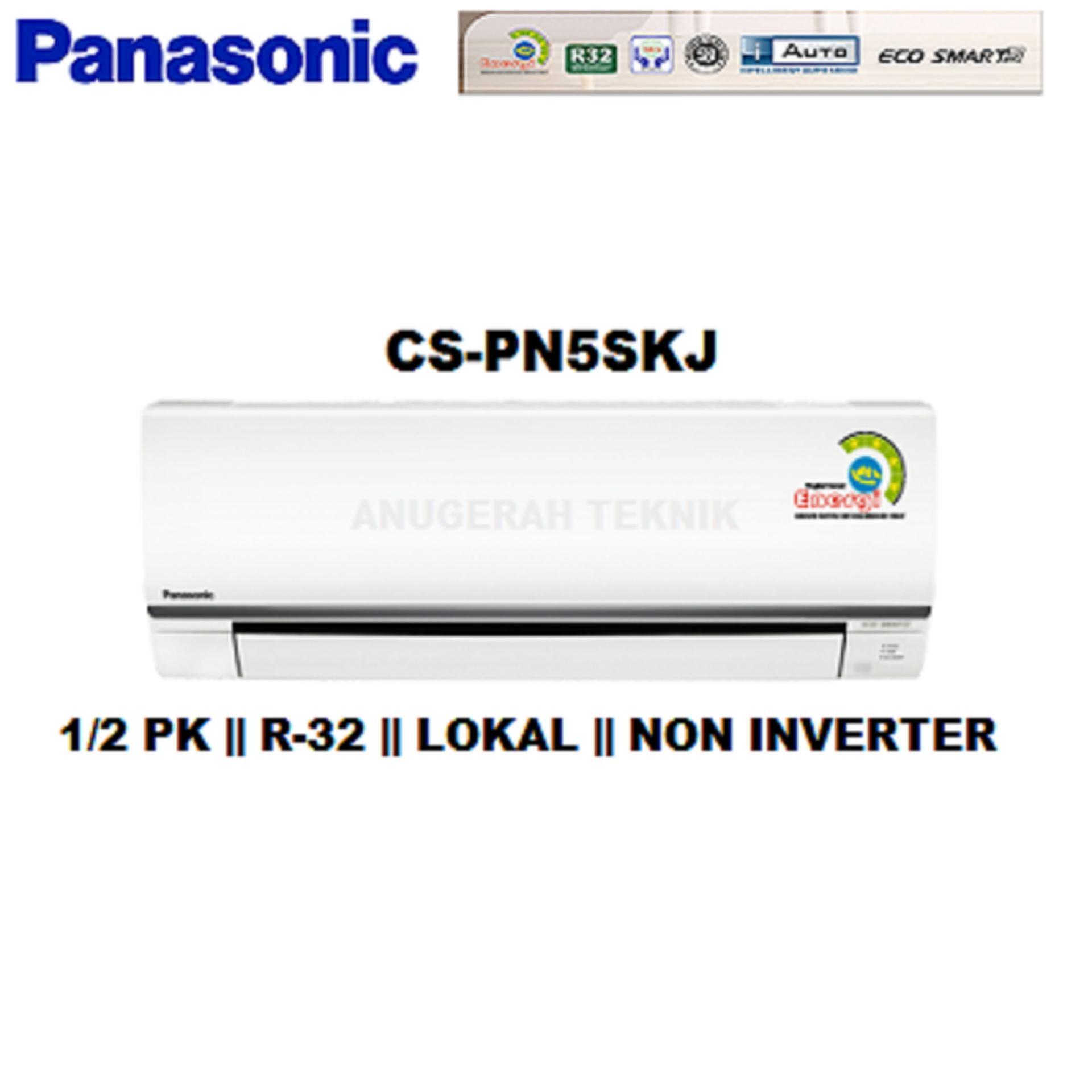 Panasonic AC Split 1 2 PK Standard Lokal R32 Non Inverter