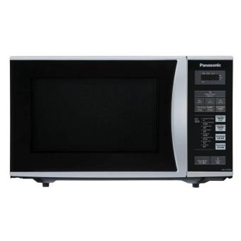 panasonic nn-sm322mtte microwave – silver/hitam