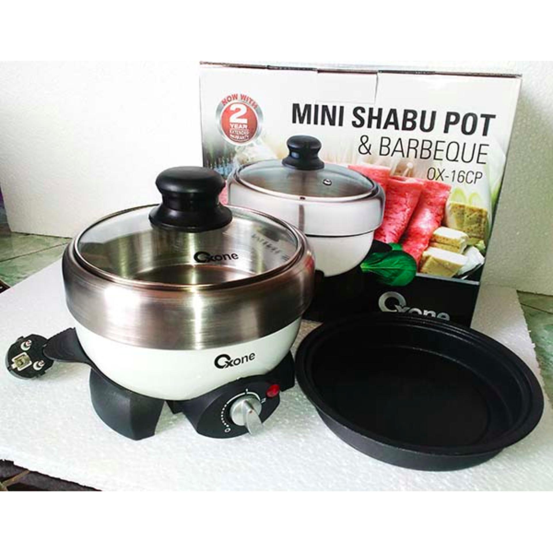 panci shabu suki pot and