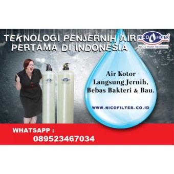 promo filter air nico