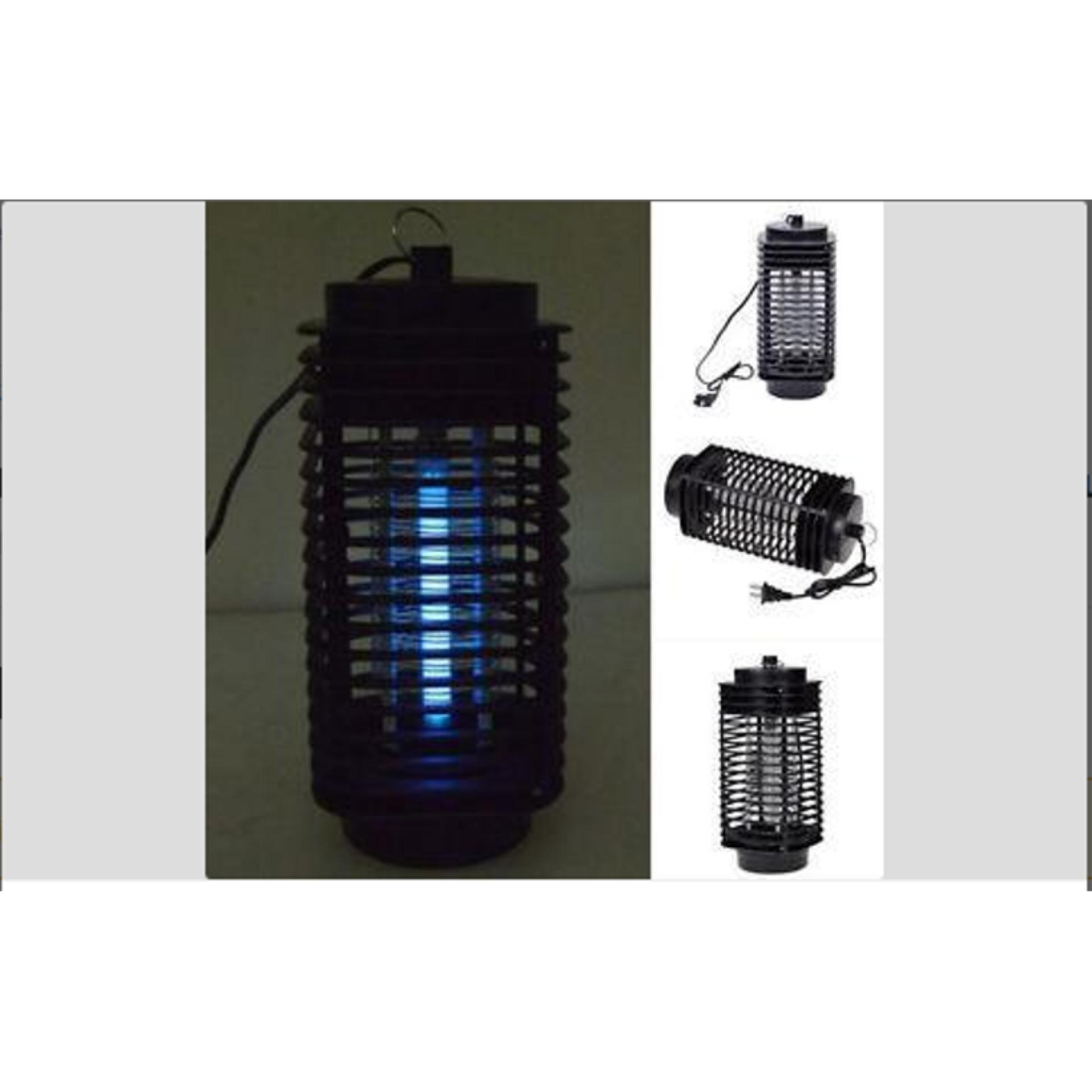 Promoo Electric Mosquito Killer Perangkap Nyamuk Lampu Anti Mediatech Uv Biru 69953 Antinyamuk