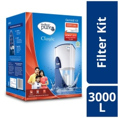 Pureit Germ Kill Kit Filter Air Classic 9L - 3000L