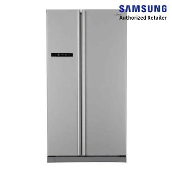 Beli Samsung kulkas Side By Side RSA1STSL - WHITE - Free Shipping MEDAN Online