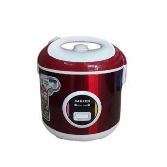 Sanken Rice Cooker SJ-200 - 1 L (Merah)
