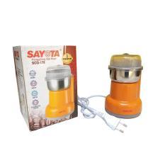 Sayota SCG 178 Coffee Grinder / Penggilingan Kopi,Bumbu, Obat, Teh