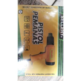 SELLERY Hot Air Gun / Heat Gun HG-500 PISTOL PEMANAS