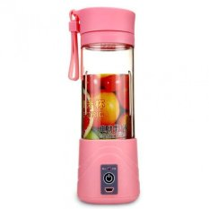 Shake n Go - Juice Blender Portable and Rechargeable Battery - Pink