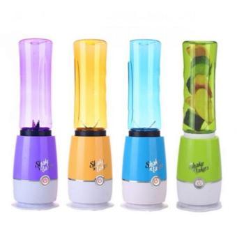 Shake N Take 3 - Jus-Blender Gelas 2 Tabung / shake and take 3 - 2
