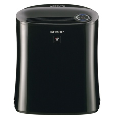 Sharp Air Purifier FP-GM30Y-B - Hitam, with Mosquito Catcher