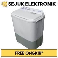 Jual twin tube cek harga di PriceArea com Source · Sharp EST65MW PK Mesin Cuci 2 Tabung 6 5 Kg Putih JADETABEK ONLY