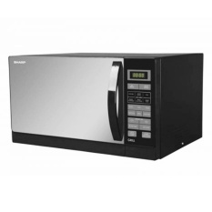 SHARP R-728 Compact Grill Microwave oven 25L