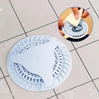 HARGA Sink Filter Floor Drain Cover Shower Sewer Hair ColandersStrainers(Blue) – intl MURAH