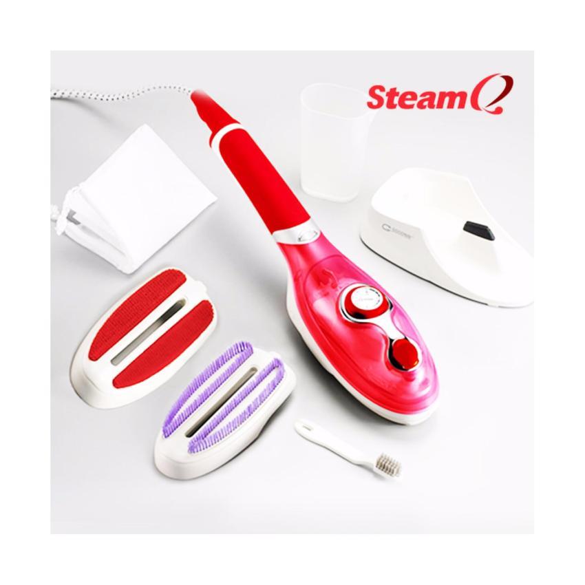 Tobi Travel Steamer Setrika ORIGINAL Source Steam Q Setrika Uap Handy Iron Setrika Uap