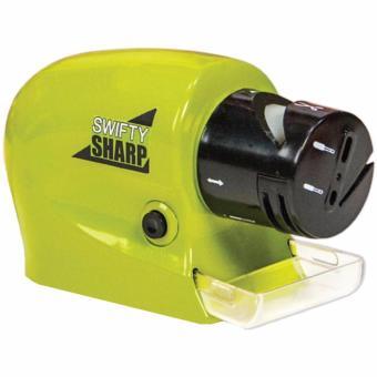 swifty sharp  pengasah pisau elektrik multifungsih / gerinda mini portable
