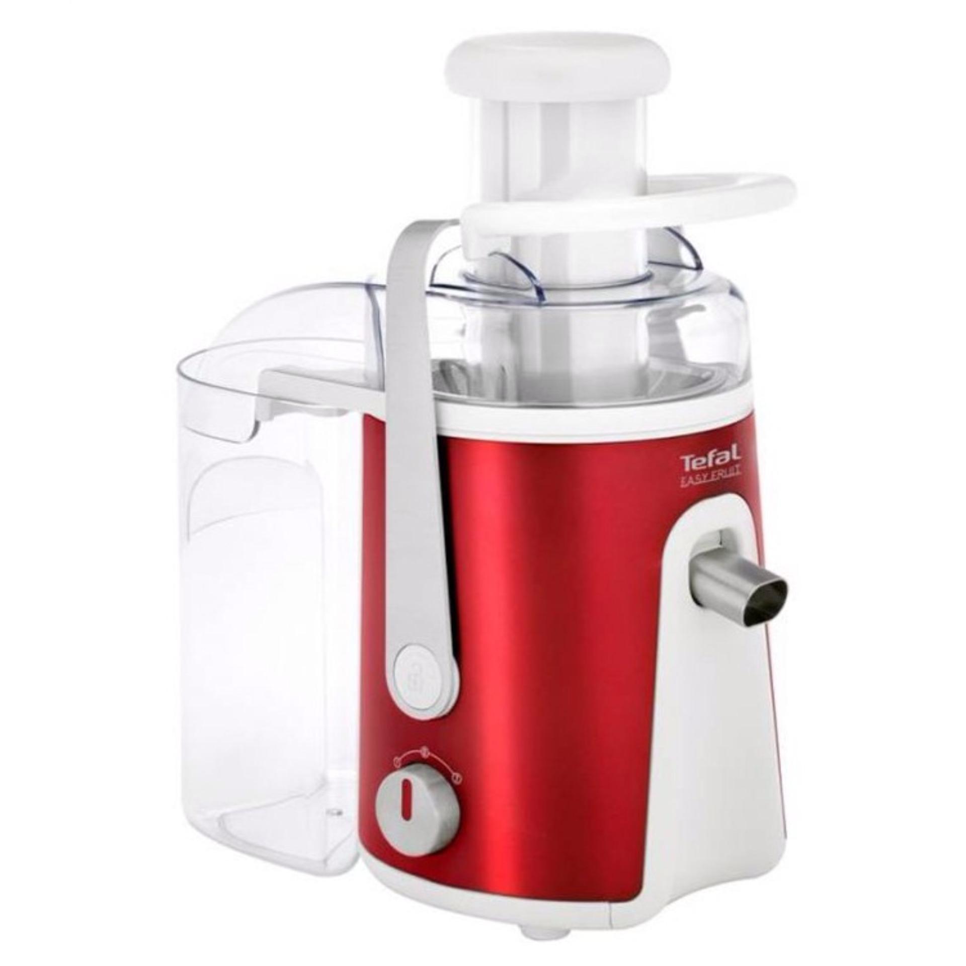 Flash Sale Tefal ZE-585 Juice Extractor / Pengekstrak Jus - Merah