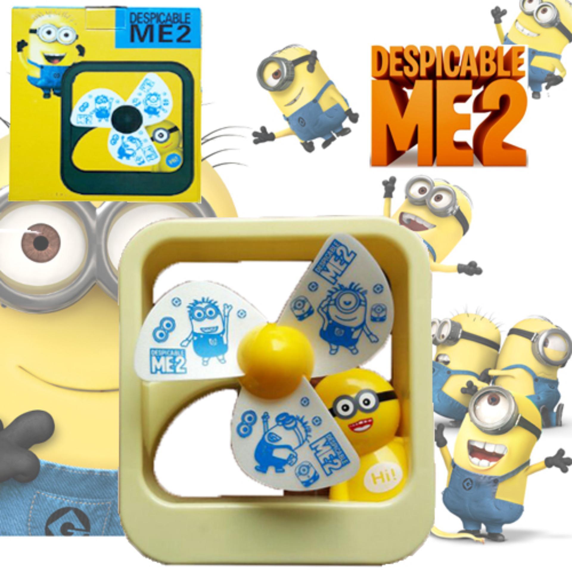 Pencarian Termurah Top Grade Aa Kipas Angin Usb Mini Karakter 13cm Flash Sale Rechargeable Minionbaymax Hello Kitty Doraemon