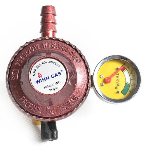... Winn Gas W18M Regulator Gas LPG ...