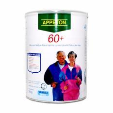Appeton 60+ Vanilla Susu Formula [900 gr]