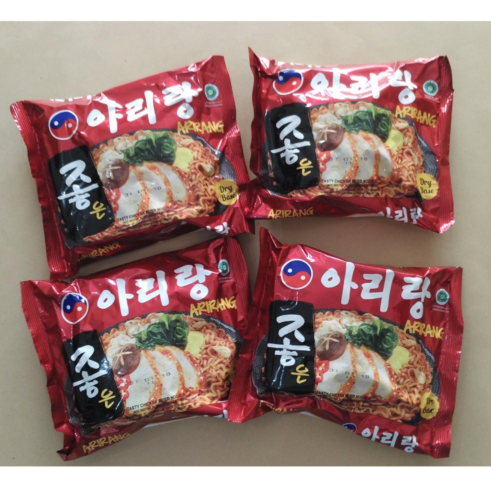 Penawaran Samyang Hot Chicken Ramen Spicy Mie Goreng Instant Dapat 3 Chese 140 Gr Arirang Mi Instan 4 Packs Korea Style Ayam Gurih 100 Halal Indonesia