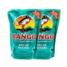 Bango Kecap Manis Refill 600ml - bundle 2