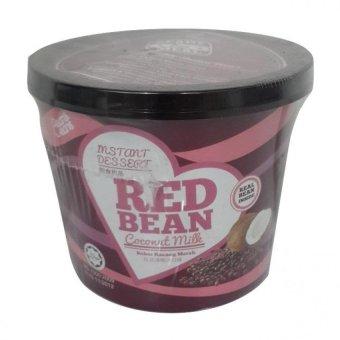 Bean & Bean's Bubur Kacang Merah Instant Red Bean x4pcs