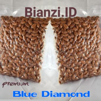 Blue Diamond Kacang Almond Mentah 500 gram - 2