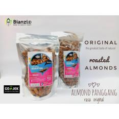 Blue Diamond Kacang Almond Panggang 500 gram Standing Pouch