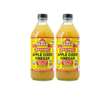 Bragg Apple Cider Vinegar - 2 Pack